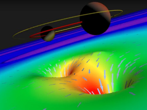 NASA has detected a burst of light that might be linked to one of the most monumental space discoveries ever made