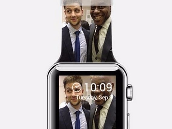 Now you can get your selfies printed on your Apple Watch