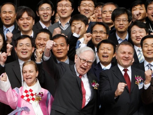Warren Buffett's 4 stock investing principles