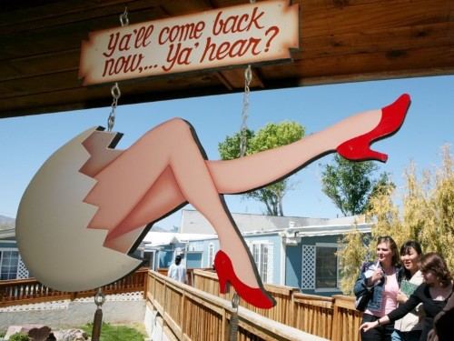 I make $267,000 as a legal sex worker in Nevada — here's what I spend in a week