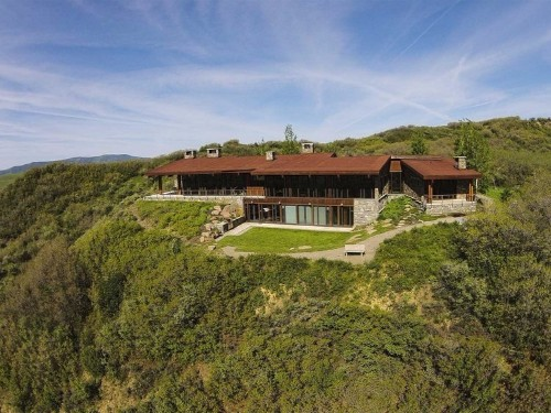 A retired computer scientist is selling his 800-acre ranch for $10.95 million
