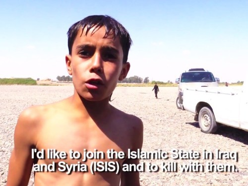 This Video Shows The Terrifying Way The Islamic State Indoctrinates Children