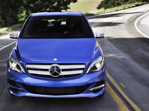 Mercedes Has A New Electric Car That's Fast, Roomy, And Powered By Tesla
