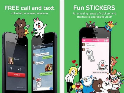 Messaging app Line is planning a $3 billion IPO