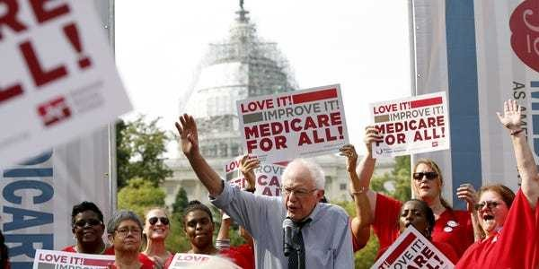 'Medicare for All' from Bernie Sanders could cost trillions, study says - Business Insider