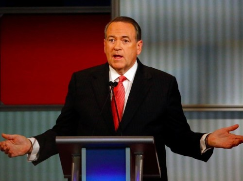 GOP candidate makes an odd joke about his wife when asked about the Federal Reserve