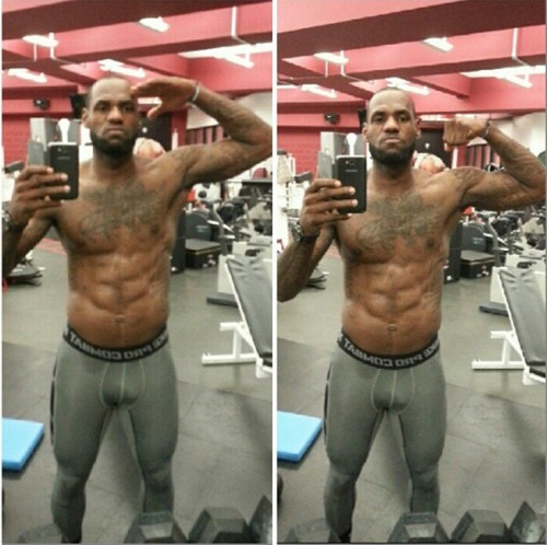 14 Examples Of LeBron James' Incredible Work Ethic