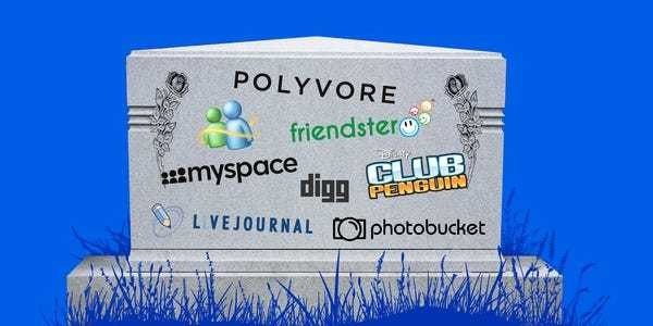 AIM, Club Penguin, Myspace, and 10 popular social networks in 2010 - Business Insider