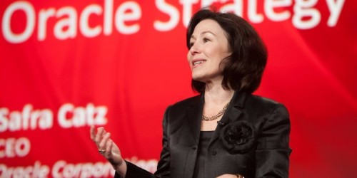 Oracle spent $36 billion in one year buying its own stock back