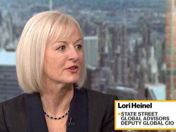 Stock market investing tips for volatility: State Street's Lori Heinel - Business Insider