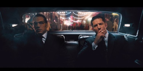A promo for the new Tom Hardy movie hid a negative 2-star review in plain sight