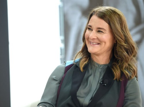 MELINDA GATES: We're getting closer to wiping several deadly diseases off the face of the earth, but we could easily blow it
