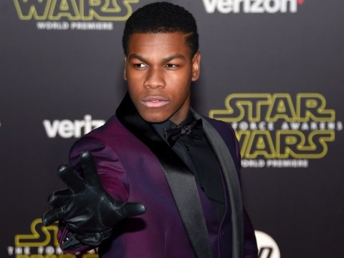 How 'Star Wars' actor John Boyega got ripped in just 21 days