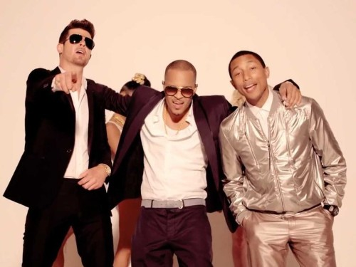 Robin Thicke Files Lawsuit To Protect 'Blurred Lines' From Claims It Copies Hit '70s Songs