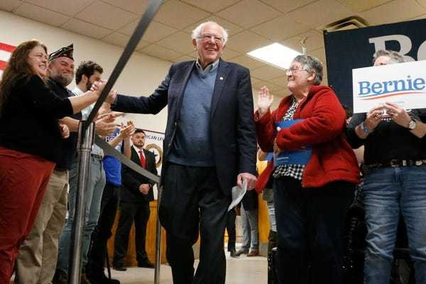 Bernie Sanders's $150B plan to make the internet a utility: HOW IT WORKS - Business Insider