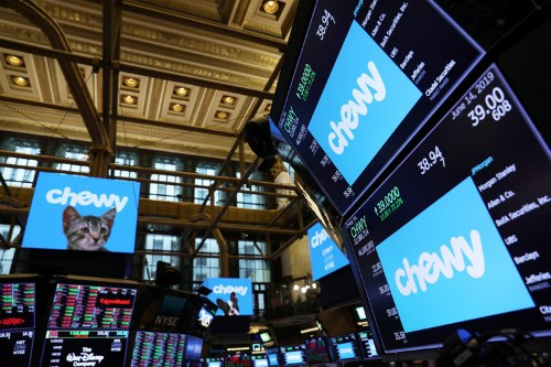 Fresh off its IPO, Chewy might be the next company to get crushed by Amazon