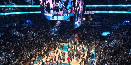 We attended the NBA All-Star Weekend, basketball's version of Super Bowl week — here's what it's like