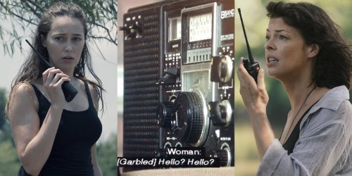 9 theories about the mysterious radio call on the 'Walking Dead' season 9 finale