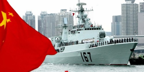 China's navy is inviting the world's navies to its 70th anniversary celebration, and Russia and France might send aircraft carriers
