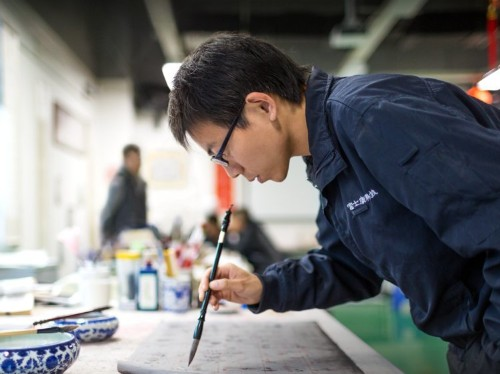Why Apple teaches its factory workers how to write calligraphy