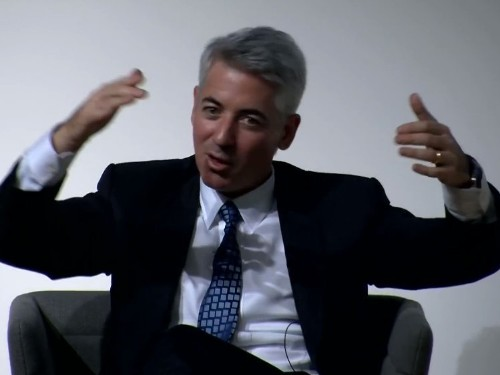 Bill Ackman dropped a big hint about what Valeant will do next