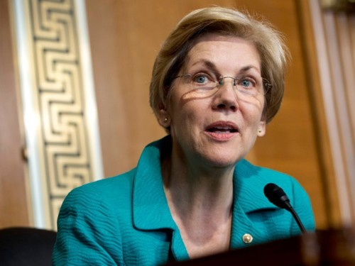 Elizabeth Warren wants the government to study whether Airbnb puts people 'at risk'