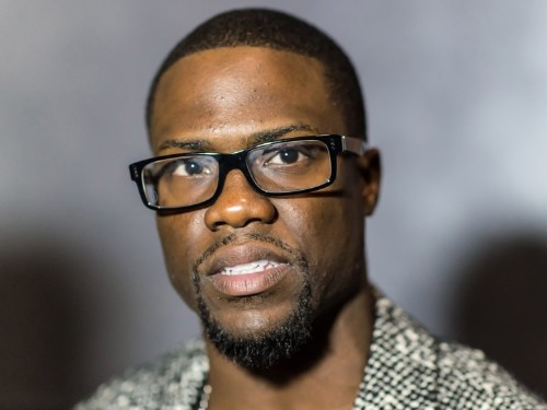 Kevin Hart was grilled about his anti-gay jokes on 'Fresh Air,' and he explained his actions: 'If people choose to take offense to something, that's a choice'