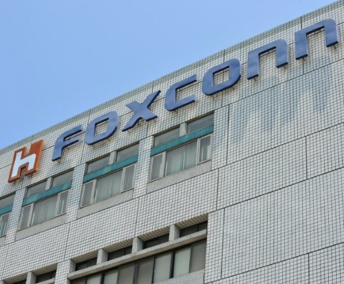Foxconn asks Apple to join bid to buy Sharp's LCD ops: report