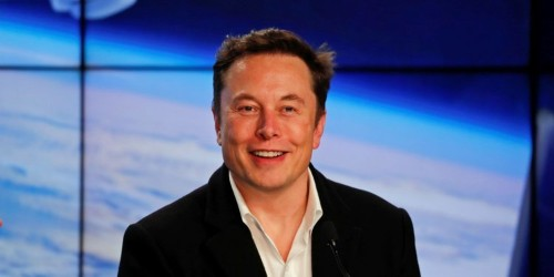 Elon Musk said he deleted his Twitter account. He has not.