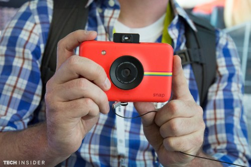 Polaroid is back with a camera that fixes fans' biggest complaint