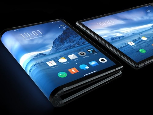 This little-known Chinese company beat Samsung in launching a foldable phone — and it actually works