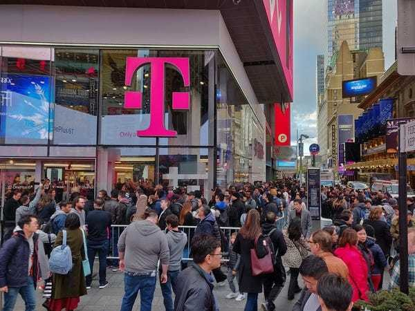 T-Mobile was just hit with a data breach. Find out if you're affected. - Business Insider