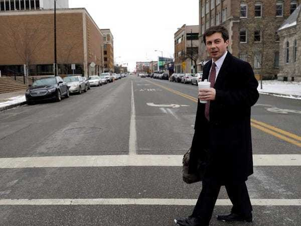 How South Bend Indiana did under Mayor Pete Buttigieg economically - Business Insider