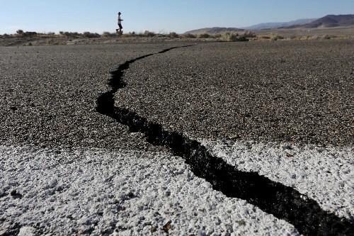 California fault creeping could produce magnitude 8 earthquake - Business Insider