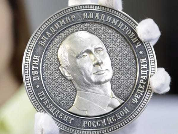 Russia's new Eurasian Economic Union could get its own single currency - Business Insider