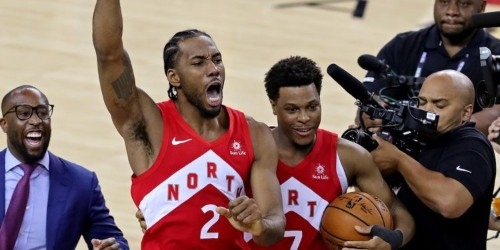 Kawhi Leonard texted Kyle Lowry about winning after trade to Raptors
