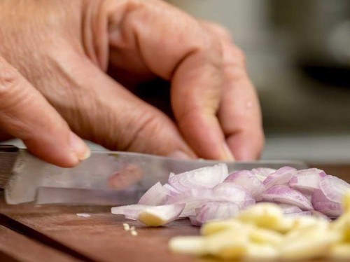 Celebrity chef Anthony Bourdain says a common kitchen staple is a waste of money