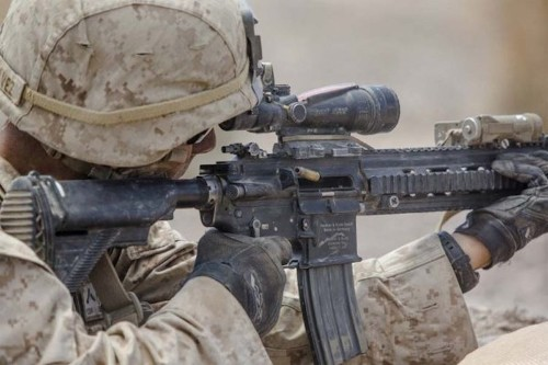 The Army and Marine Corps want big changes for their infantry arsenals — and Congress seems to be on board