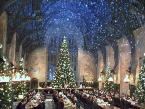 The biggest 'Harry Potter' fans will eat Christmas dinner at Hogwarts this year