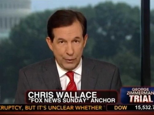 CHRIS WALLACE: No, Obama Isn't 'Stoking Racial Tensions' By Talking About Trayvon Martin