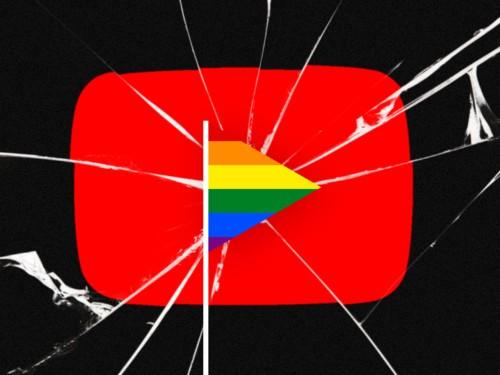 YouTube accused of discriminating against LGBTQ creators in lawsuit