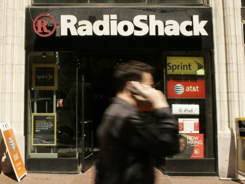 RadioShack might auction off personal info about millions of customers
