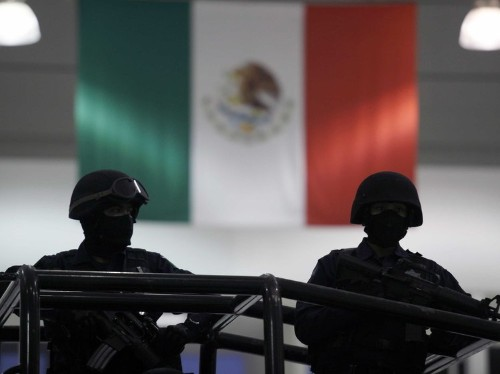 Mexico Captures Suspected Drug Lord Linked To 76 Tons Of Cocaine Shipped Into The US