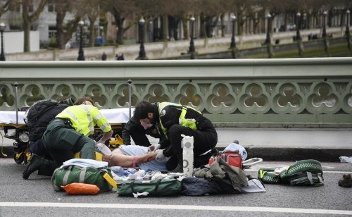 Police admit they don't know why Khalid Masood committed his terror attack in London