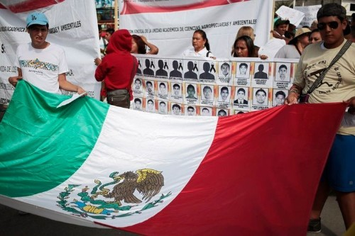 A forensic team just raised troubling questions about one of Mexico's most notorious crimes