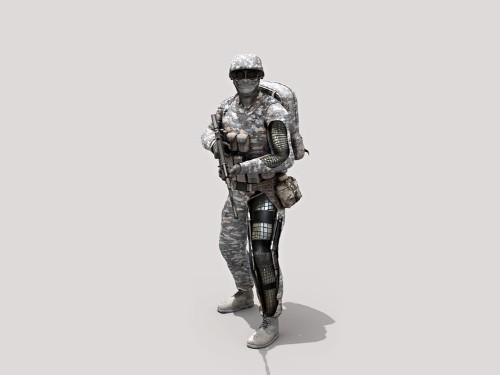 Here's what the soldier of the future may look like
