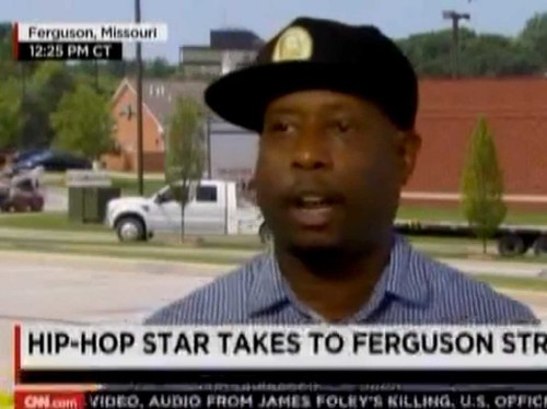 Talib Kweli Criticizes Ferguson Coverage While Appearing On CNN And Then Loses It With Anchor