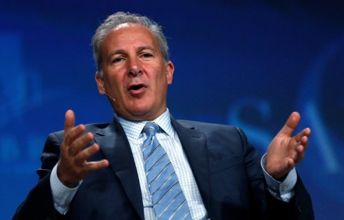 Next recession: Peter Schiff commentary on bubble, QE and 0% rates