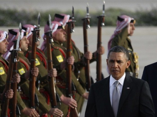 Why The US Is Walking Away From The Middle East