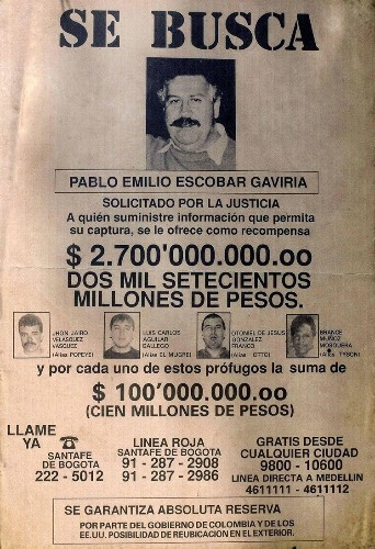 Pablo Escobar's chief assassin reveals the 2 things that scare drug lords